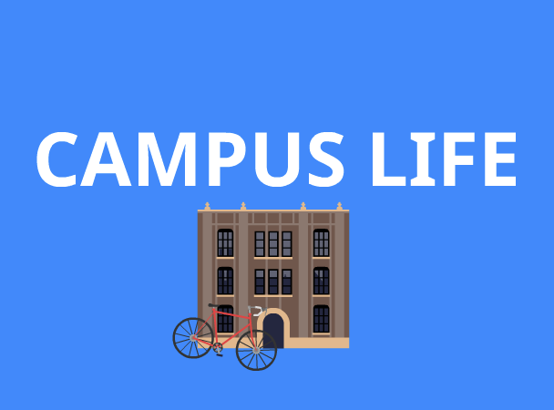 campus life button