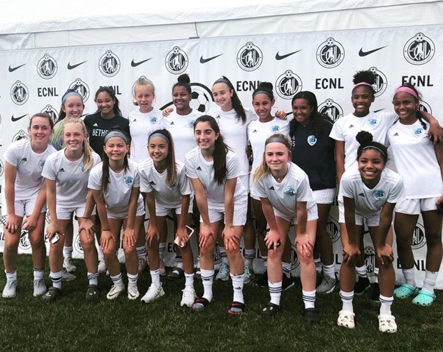 ECNL Force GU15 ECNL NJ