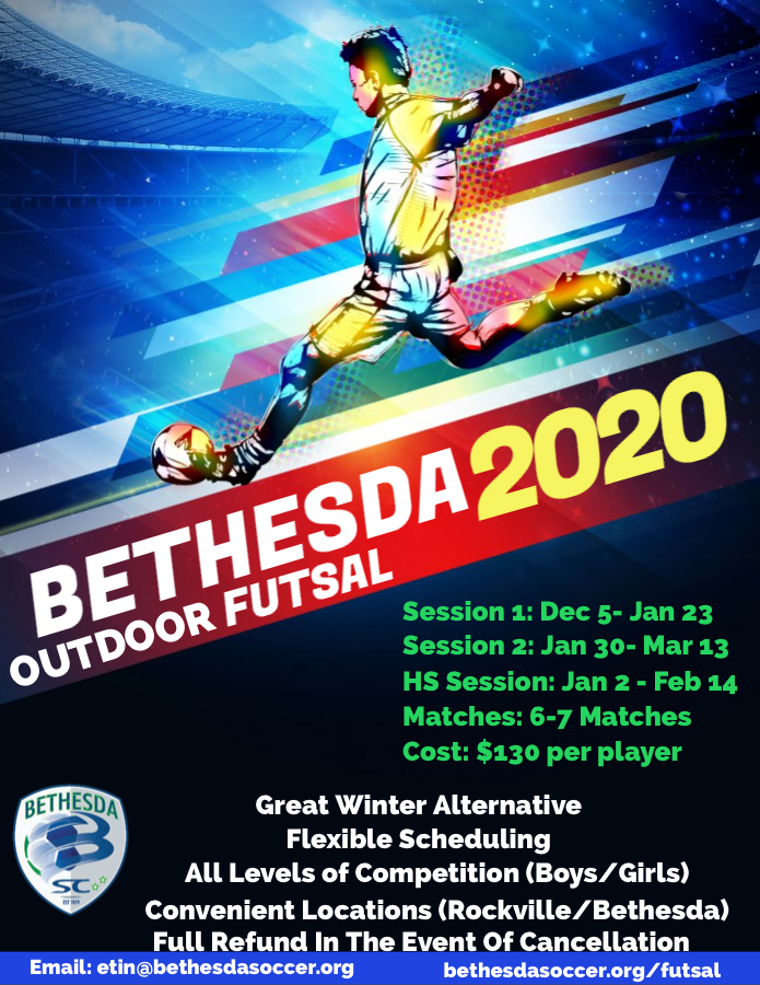 Futsal Updated