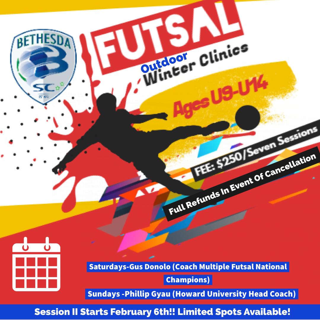 Futsal Clinics