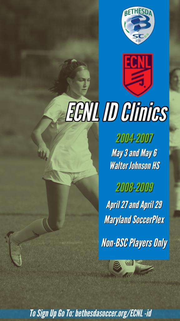ECNL ID Clinics
